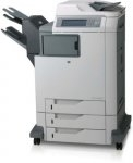 картриджи HP Color LaserJet CM4730FSK MFP