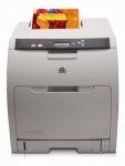 картриджи HP Color LaserJet CP3505