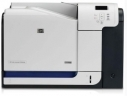 картриджи HP Color LaserJet CP3525DN