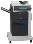 картриджи HP Color LaserJet Enterprise CM4540F MFP